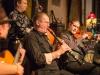 Георгий Осмоловский & Douce Ambiance - на танцевальной вечеринке 12.02.14