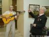 Открытие юбилейной выставки В. П. Губарева