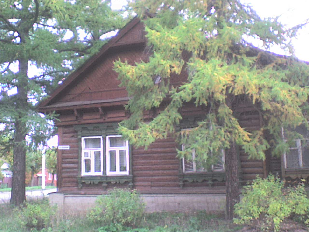 Домик по ул. Захаркина
